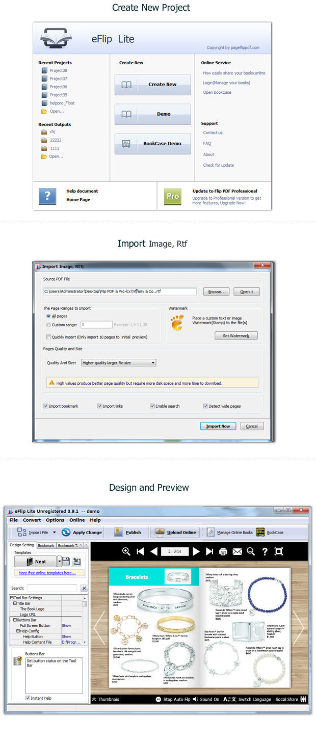 screenshot for eflip standard - eFlip Lite 3.9 (24 Saat Kampanya)