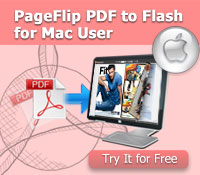 PageFlip PDF to Flash Mac