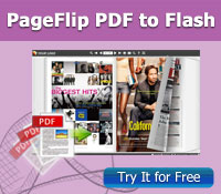 PageFlip PDF to Flash