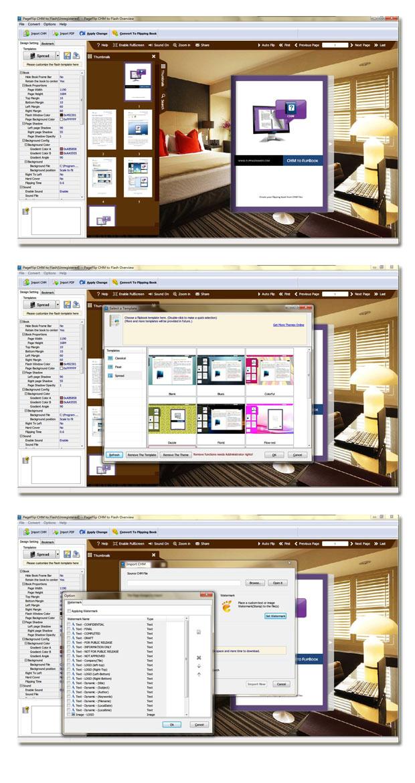 Windows 7 PageFlip CHM to Flash 2.7 full