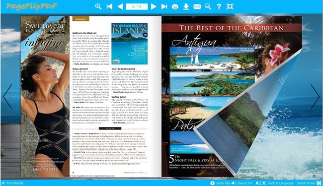 pdf to flash flip book free download